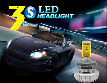 easy installation led conversion headlight h7