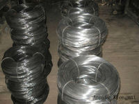 anping low carbon steel black annealed binding wire 16 gauge manufacture