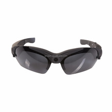 New WiFi Video glasses wifi camera video sunglasses with UV impacted safety polarized lens