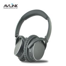 2017 Long distance Bluetooth CSR8670 Noise Cancelling Headphones wireless with Audio Jack and Built in Mic for iPhone Android