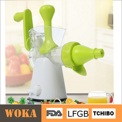 Fruit and Vegetable Manual Hand Crank Juicer