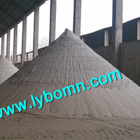 Low iron and Dry foundries silica sand/refractory silica sand/silica quartz sand direct factory price
