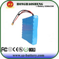 Factory price lightweight 16S1P 60V 3A 180W Li-ion battery pack for one wheel