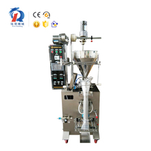 automatic powder sorbet packing machine