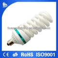 Reliable quality full spiral cfl bulbs lamp 65W t6 with CE