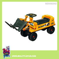 Kids ride on electric cars toy for wholesale,toy forklift truck