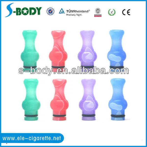 Cheap mutiply vase mouthpiece 510 drip tip wholesale in different material option