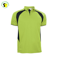 Custom Fitness Apparel Two Tones Polo