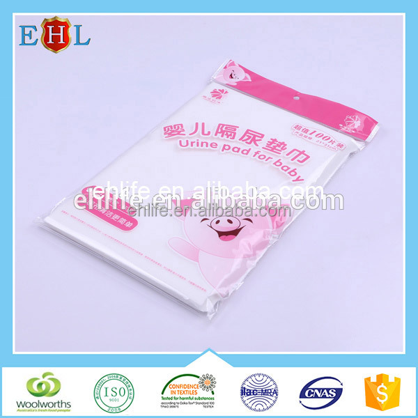 Hot saled ISO certified Softy Skin care wipe tissue for new born baby