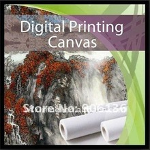 OEM silky satin digital cloth for traditional painting