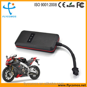 Motorbike gps tracker Cheap GPS Car tracker with GSM GPRS GPS System waterproof with internal battery TK105