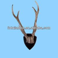 Best Selling Decorative Fake Novelty Resin Elk Antler