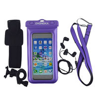 2015 Fashionable Bicycle Mobile Phone Waterproof Case With Armband