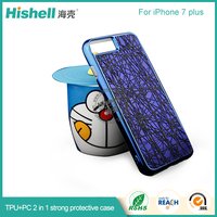 New Arrival All-round Strong Protect TPU+PC Phone Case for iphone7 plus