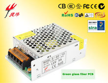 60W switching hp printer power supply 12v 5a with EMC,LVD,RoHS Certification for LED,CCTV,etc.