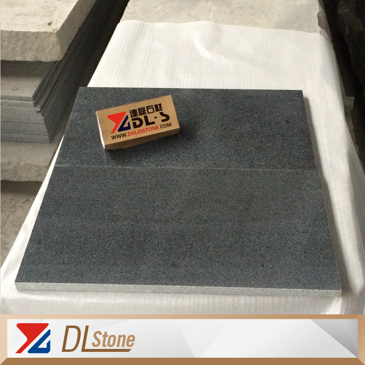 Natural G654 Dark Granite Stone Tile