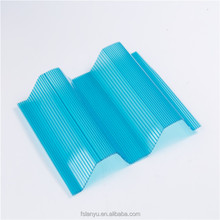 roofing materials pc clear corrugated plastic panels