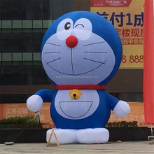 Customized Japan Cartoon Doraemon Inflatable Model For Event Costume Advertising A311