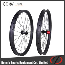 2016 new carbon quality rims 50mm wide hookless/clincher compatible rims for 27.5er+ MTB frame