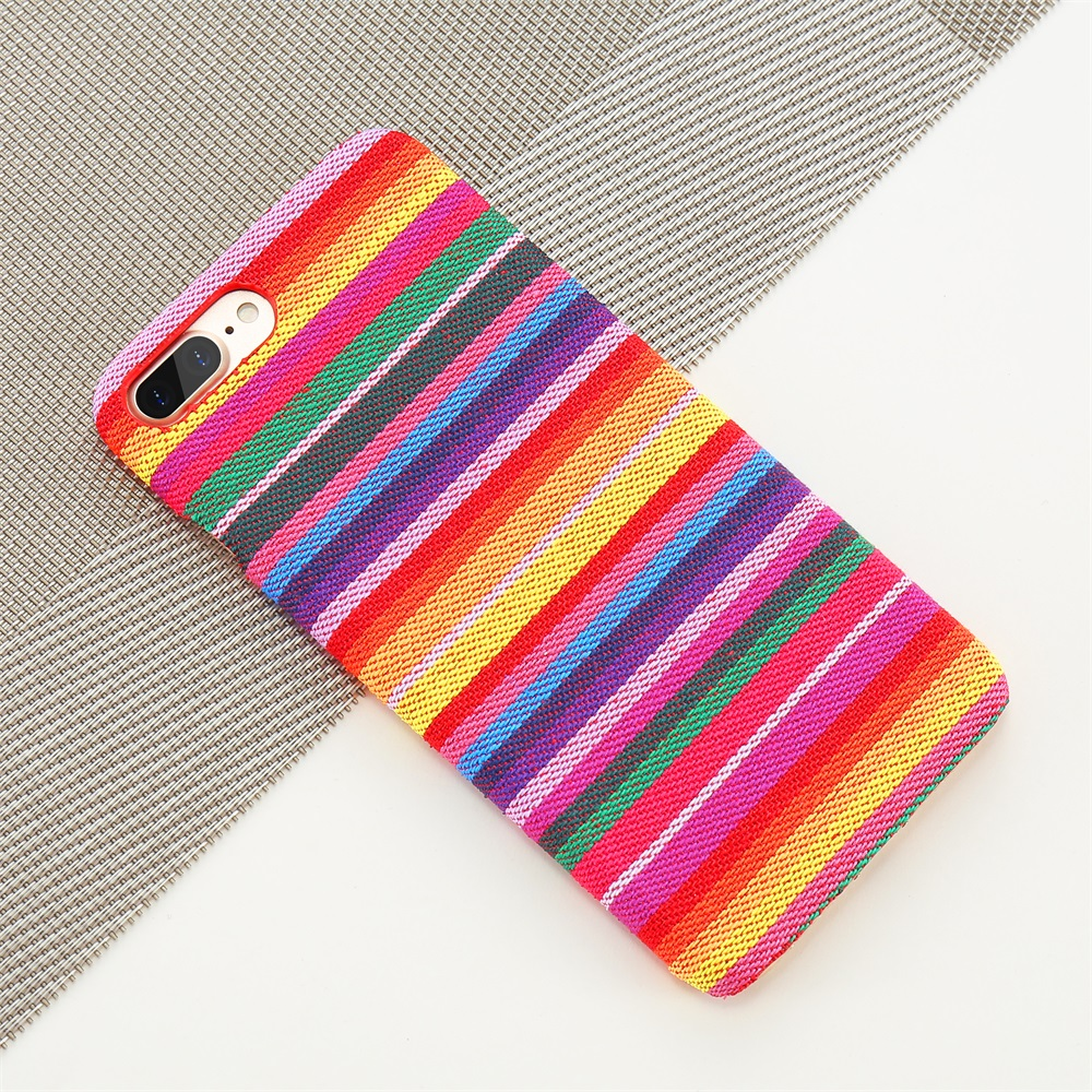 Bohemian Style Phone Case For iPhone 6 6S 7 Plus 5 5S SE Exotic Folk Traditional Cloth Fabrics Back Cover For iPhone 6 i 7 Case (1)