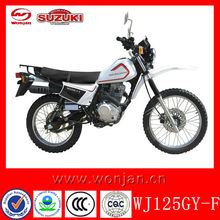 125cc Dirt-bike Off-road Popular Motorcycle WJ125GY-F