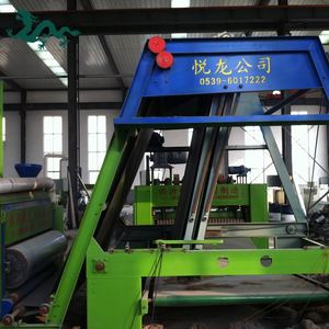 High Efficiency Nonwoven Chemical Fiber Cross Lapper Machine