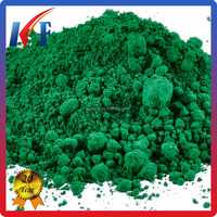 25kg/bag Chrome oxide green dye for car paint