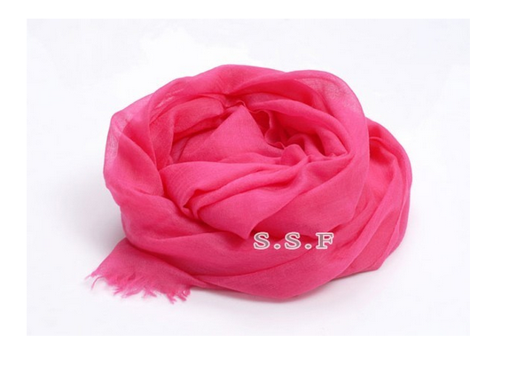 Hot sale all years wearing super soft pashmina shawl 100%cashmere stole