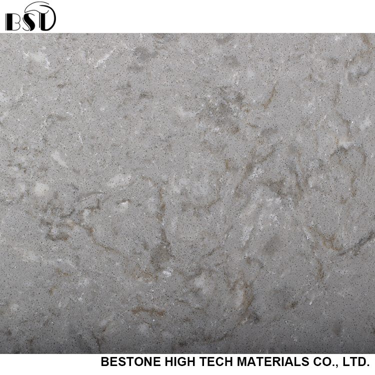 Chinese Popular Marble Color Artificial Quartz Stone