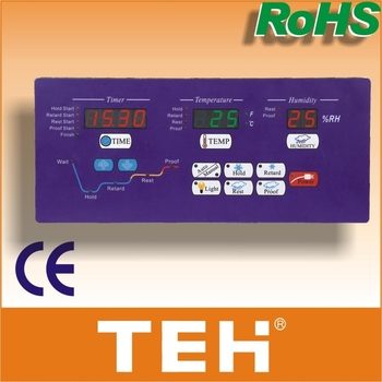 TEH-RFC100 REFRIGERATION AND HUMIDITY CONTROLLER