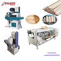 Manufacturer Supply Factory Price Wooded Round Broom Stick Processing Wood Hammer Handle Making Machine