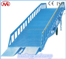 movable loading yard ramp container for sale