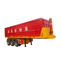 China Manufacturer 3 Axle Tractor Head