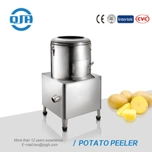 Best price automatic electric stainless steel tuber vegetable potato peeler machine for sale