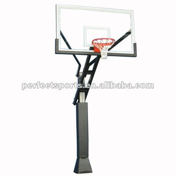 Adjustable Double Coating Basketball Stand