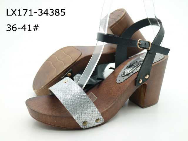 Price high heel cheap indian leather wholesale chaussure femme sandals