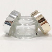 Golden and Silver color aluminum cap for jar