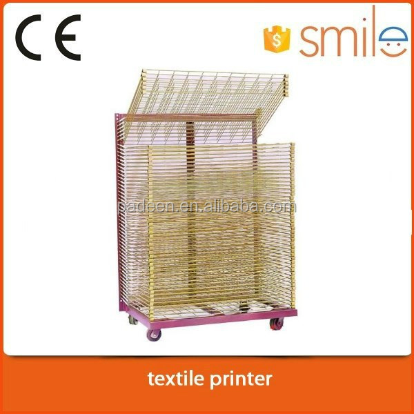 paper/pcb/Plastic plate silk screen printing drying racks in screen printer