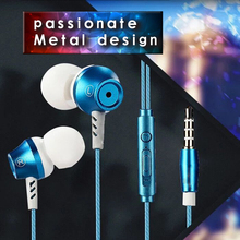 cheap price good sounds metal earbuds ,bass sounds earphone
