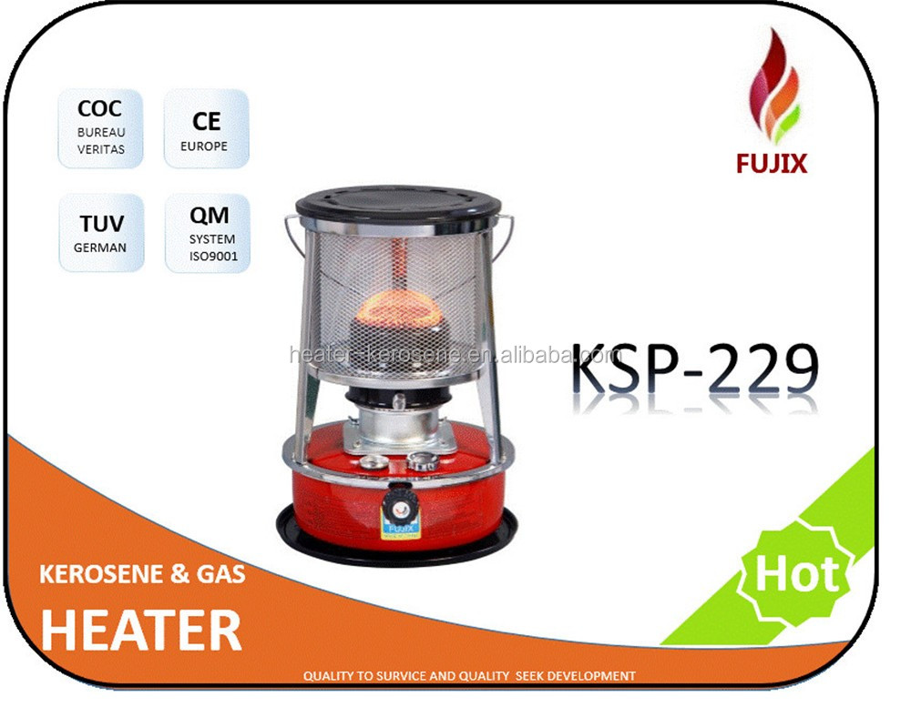 KSP229 FUJIX brand the United Nations procurement Kerosene Heater