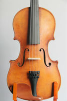 fully hand made high quality advanced 4/4 violin made in China