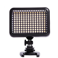 ONGNUO YN-1410 140pcs ultra-bright LED video Camera flash Video Light 5500K 16-grade 2 color Studio light