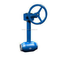 underground welded ball valve price