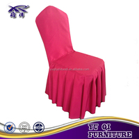 Made in China high back chair cover