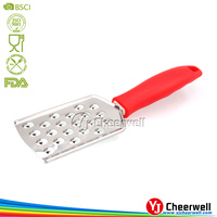 Professional foot grater stainless steel kitchen accessory