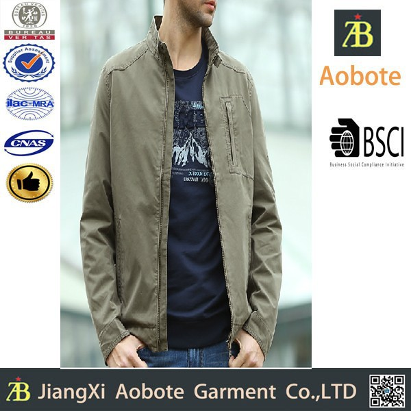 2015 New Style Durable Wholesale Plain Varsity Jacket For The Man