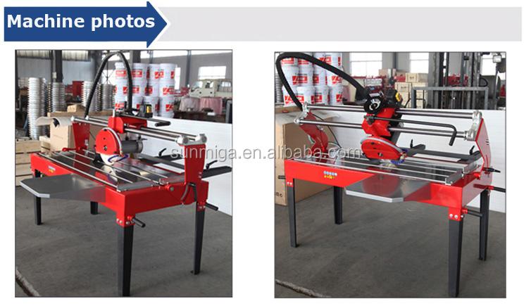 Portable stone bevel cutting machine saw/stone bevel saw/granite bevel saw