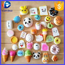 New arrival cute squishy squeeze toys 20 pcs /set anti stress fidget toy for promotion