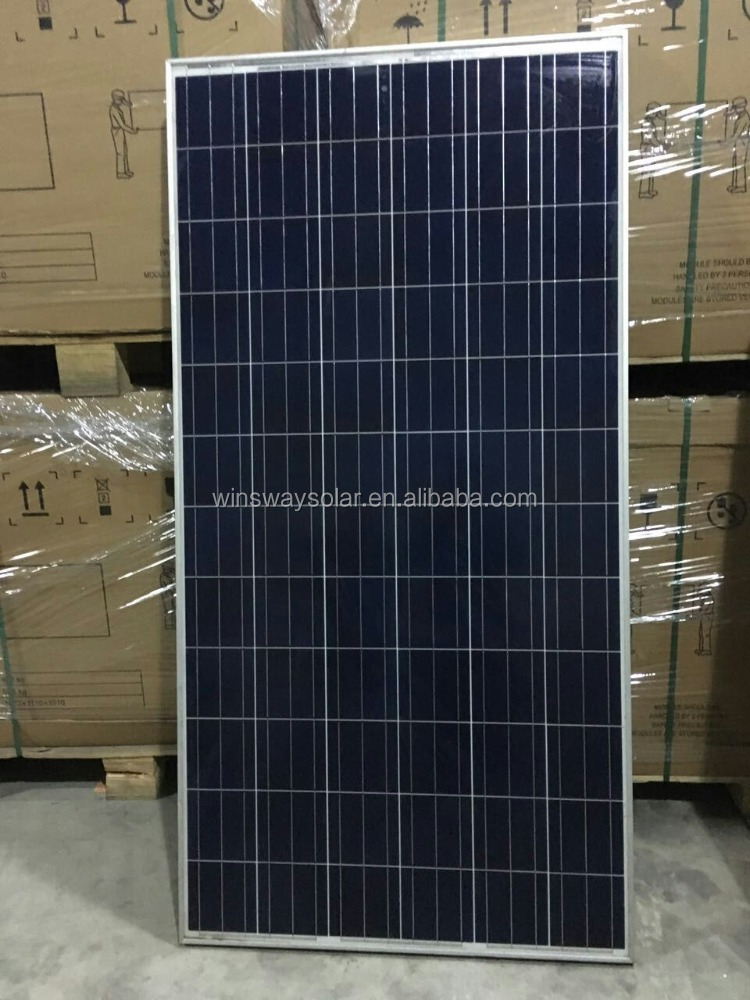 GCL Poly polycrystalline solar panel 60 cells polycrystalline solar module manufacturers in China