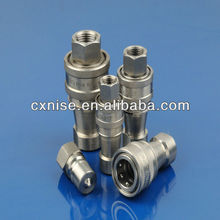 ISO7241-1-B hydraulic quick release hose couplings,quick coupler
